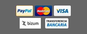 CosmicGirl los tipos de pago
