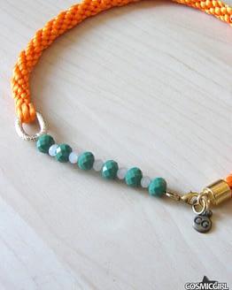 Collar Luvjan Crystal detalle collar original