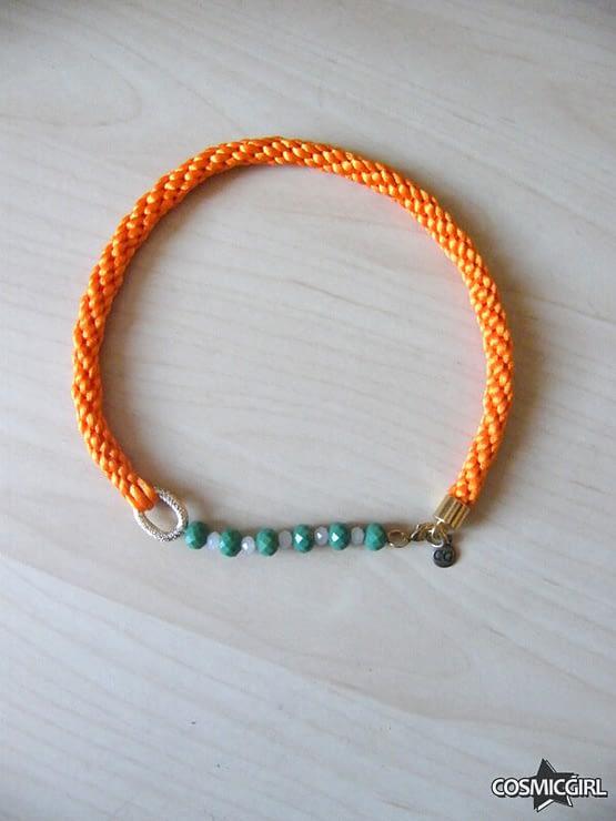 Collar Luvjan Crystal joyas artesanales